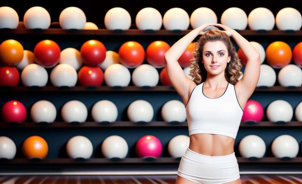 1. Hrát bowling = spálené 90 kalorií