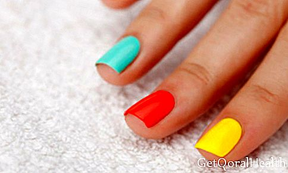 Шта чините да бисте нокте обојили без нежељених ефеката?
