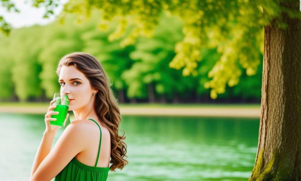فوائد البيرة على بشرتك والشعر
