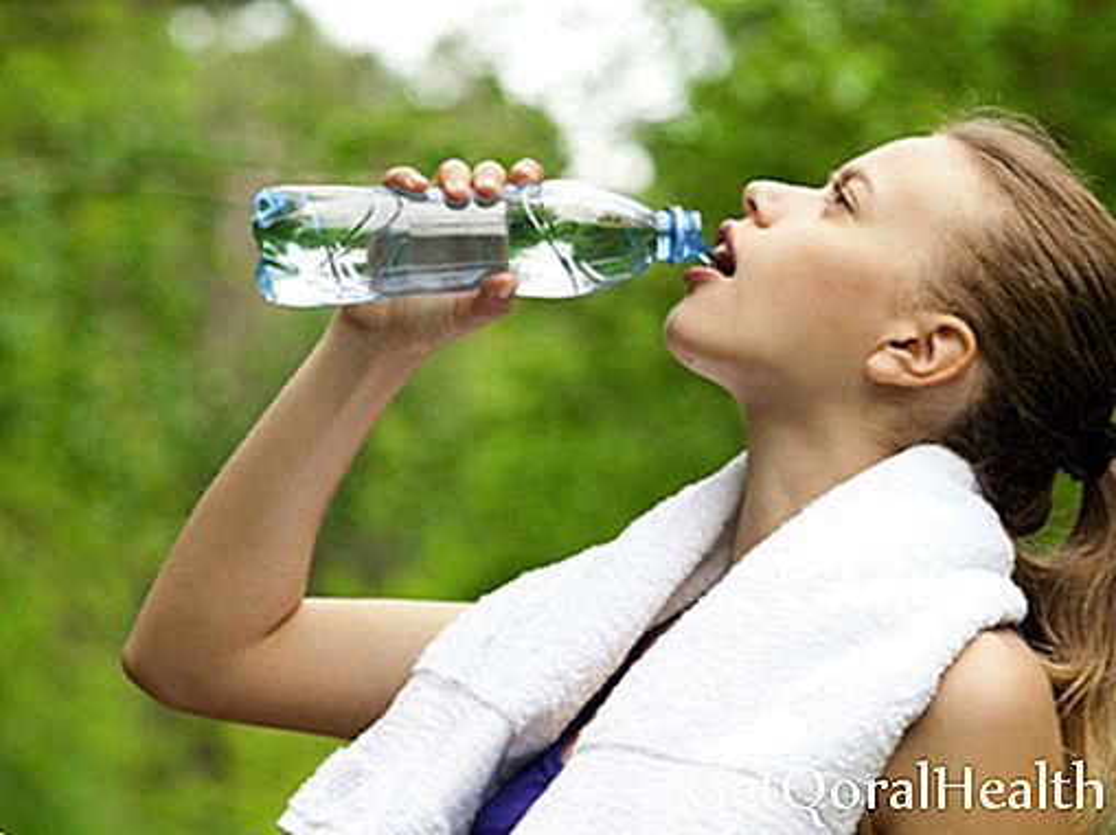 Buvez-vous de l'eau au bon moment?