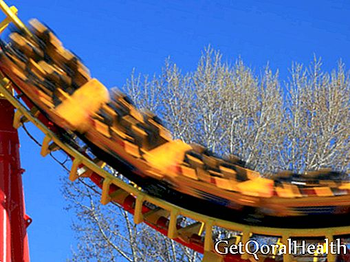 Climbing the roller coaster affects health?