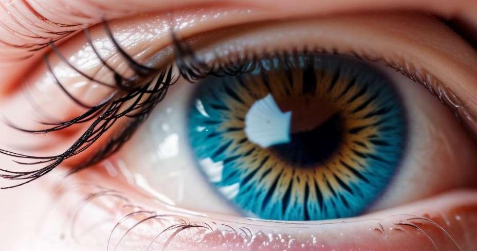 Visual impairment, disease onset?