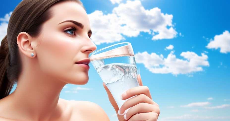 L'urine révèle le niveau d'hydratation