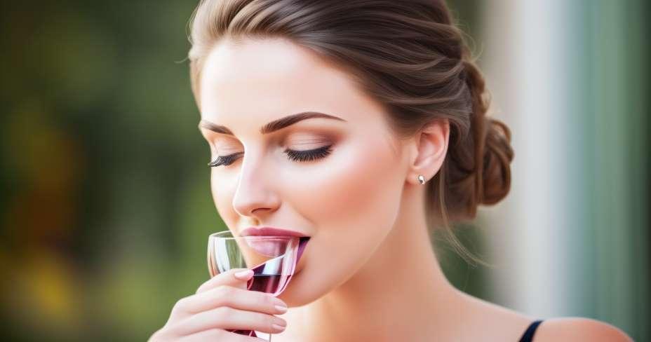 Pitje rdečega vina varuje spomin