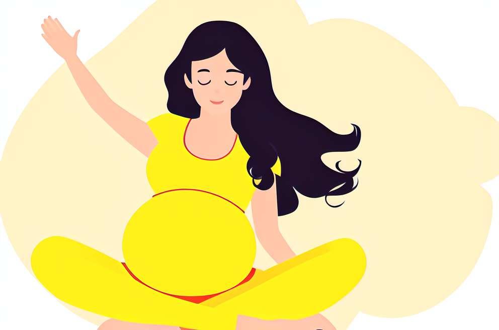 Упражнение по време на бременност благоприятства раждането
