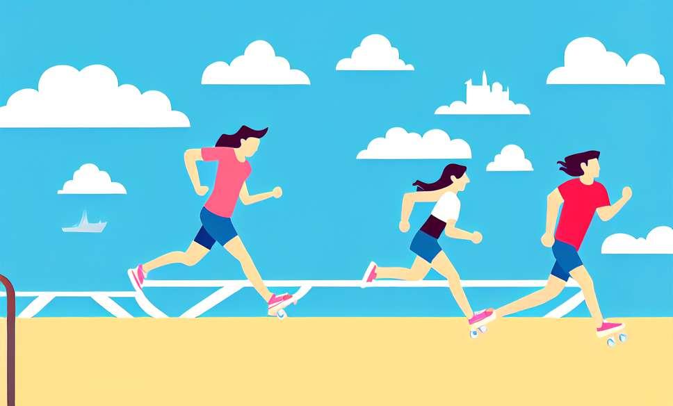 האם הגוף שלך מוכן לרוץ חצי מרתון?