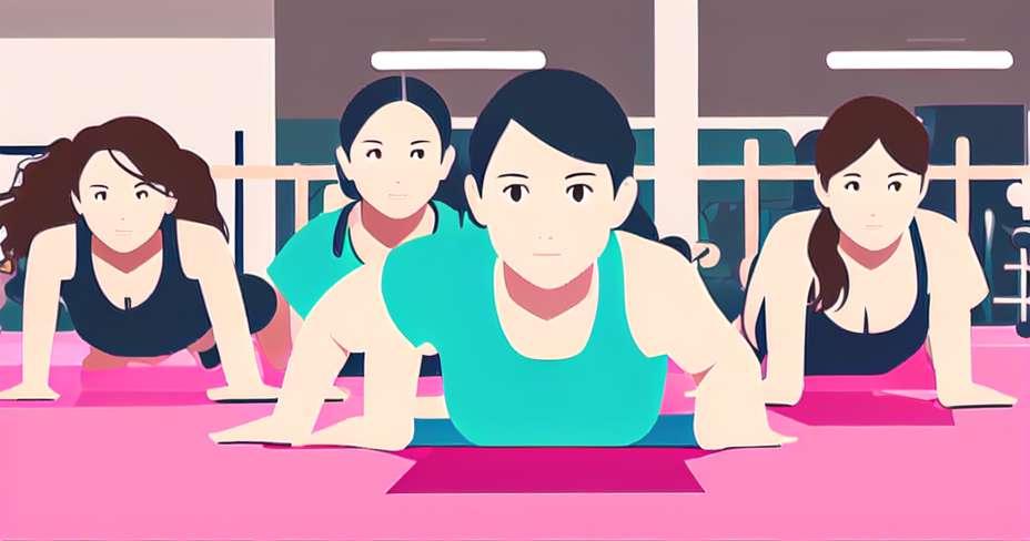 Perdre du poids avec des exercices de pliométrie