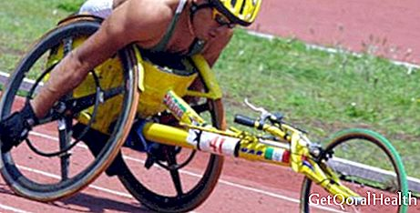 Prosthesis for paralympic athletes