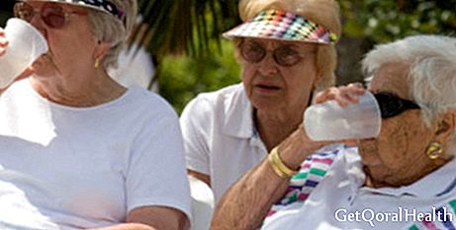 Хипертермията е фатална за възрастните хора