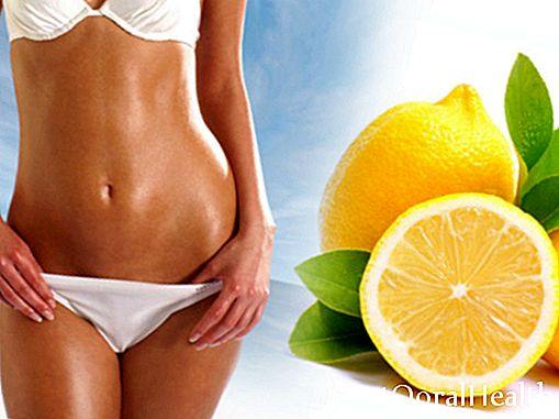 Lose weight with the lemon diet