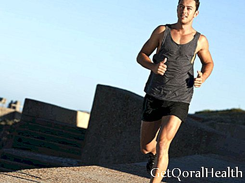 Běh snižuje riziko erektilní dysfunkce