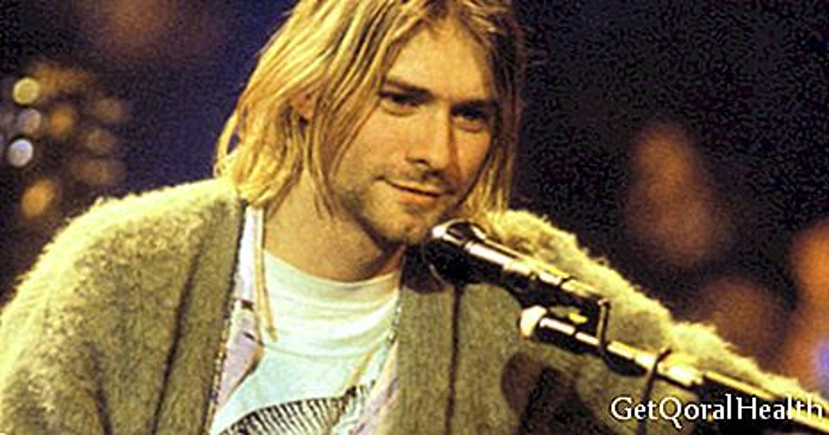 Kurt Cobain døde på grund af en selvpåført skade