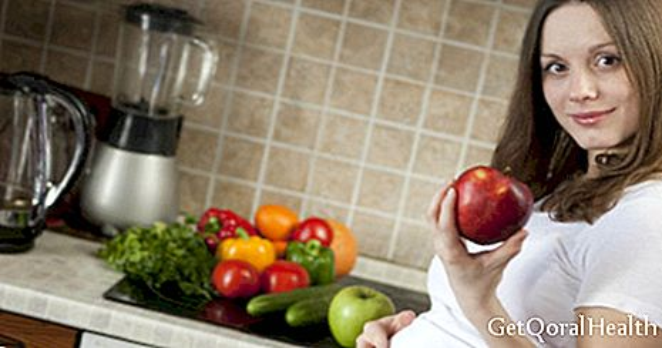 6 tips untuk makan dengan diabetes gestational