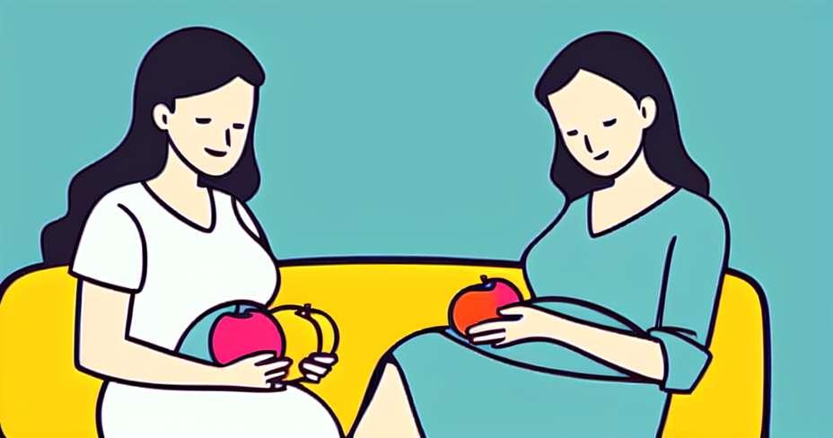 Une mauvaise alimentation cause-t-elle des naissances prématurées?