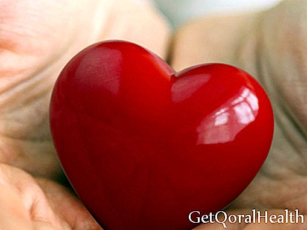 Chraňte své srdce takto: