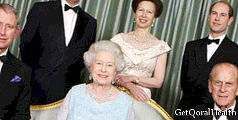 Engleska kruna s hemofilnom prošlošću