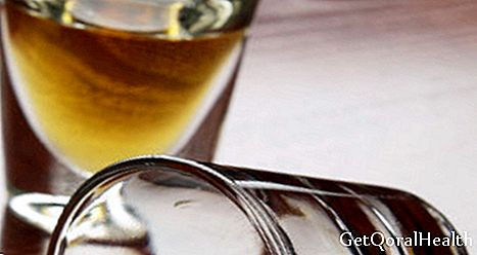 Kada ste alkoholičar, najmanje je sirovo