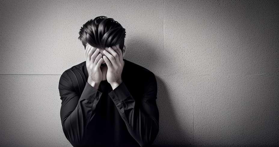 Výstraha jako příznak úzkosti