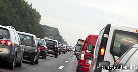 Vehicle contamination could generate heart attacks