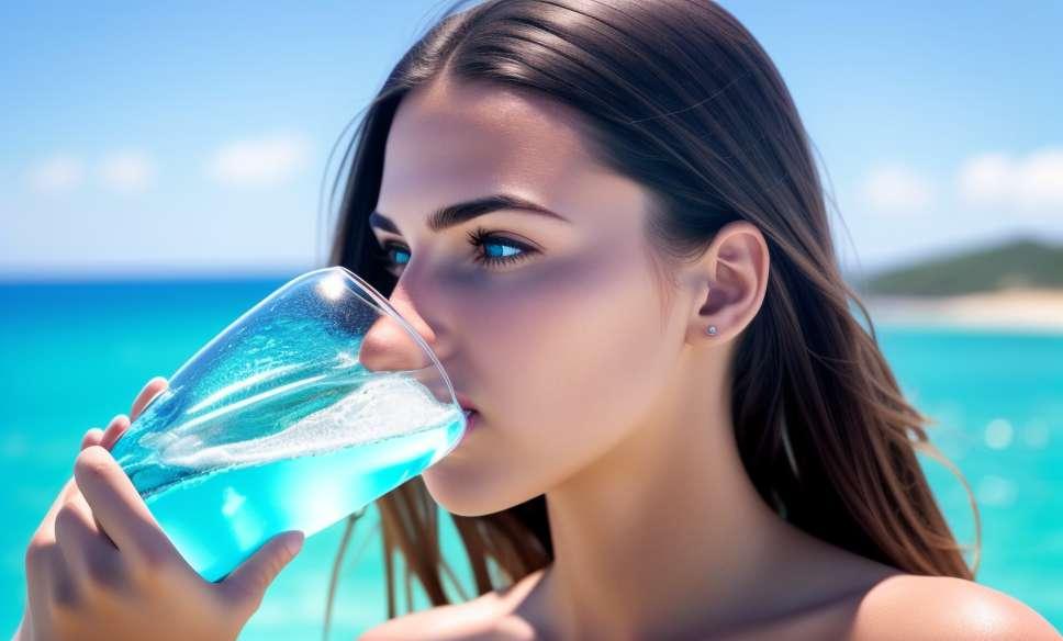 Vær tørstig
