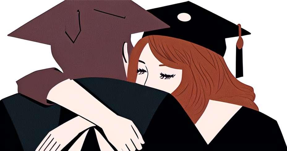 Stres za diplomiranje?