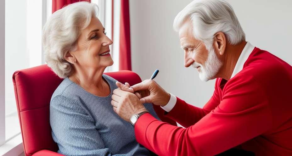 高齢者は助けを求めるのを避けます