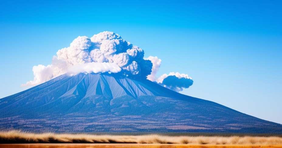 Psykologiske faser ved udbrud af en vulkan