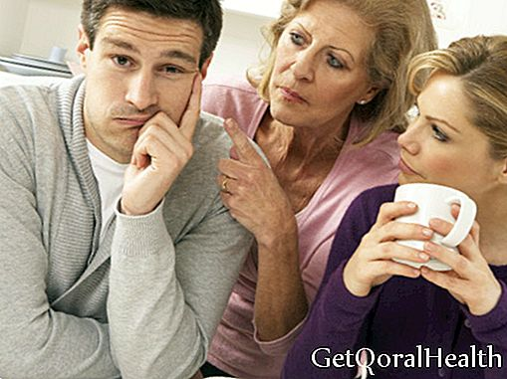 Problemer med svigermor?