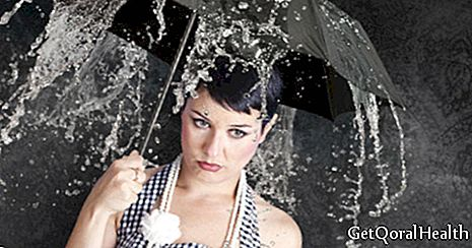 Déšť detonuje migrénu