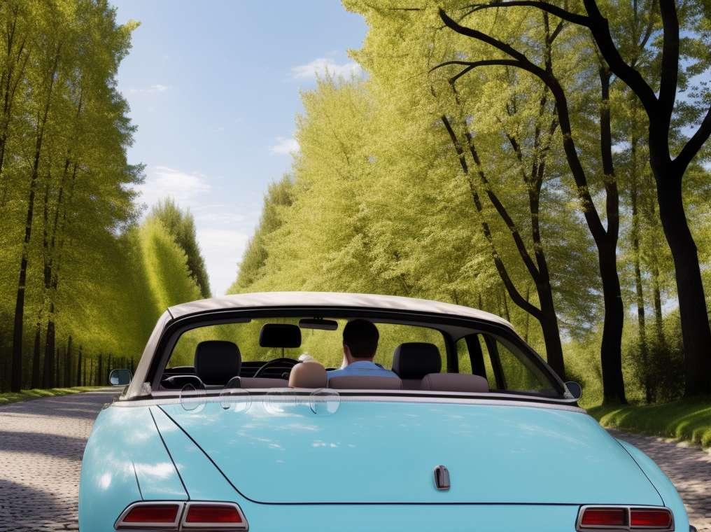 5 תנוחות לקיים יחסי מין במכונית