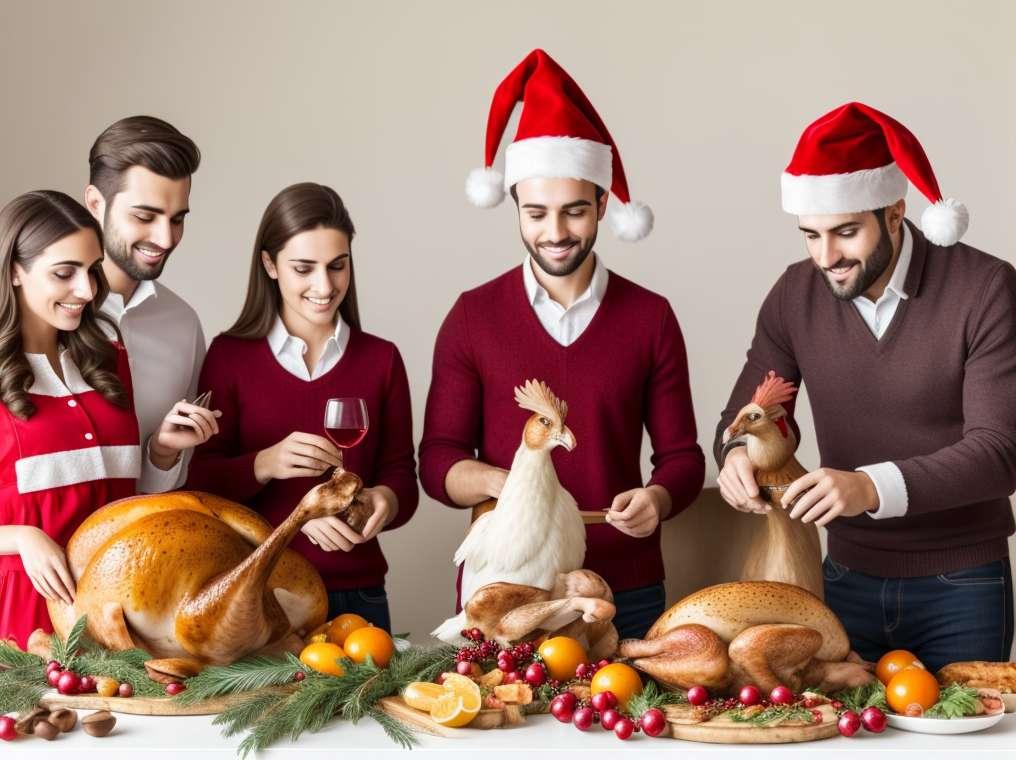 5 zdravih opcija za božićnu večeru