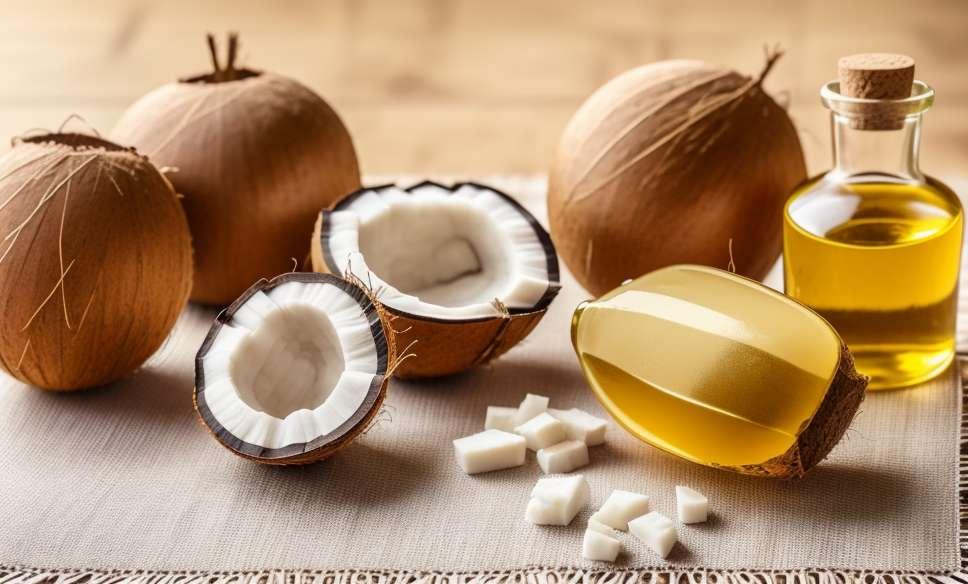 Avantages de l'huile de noix de coco