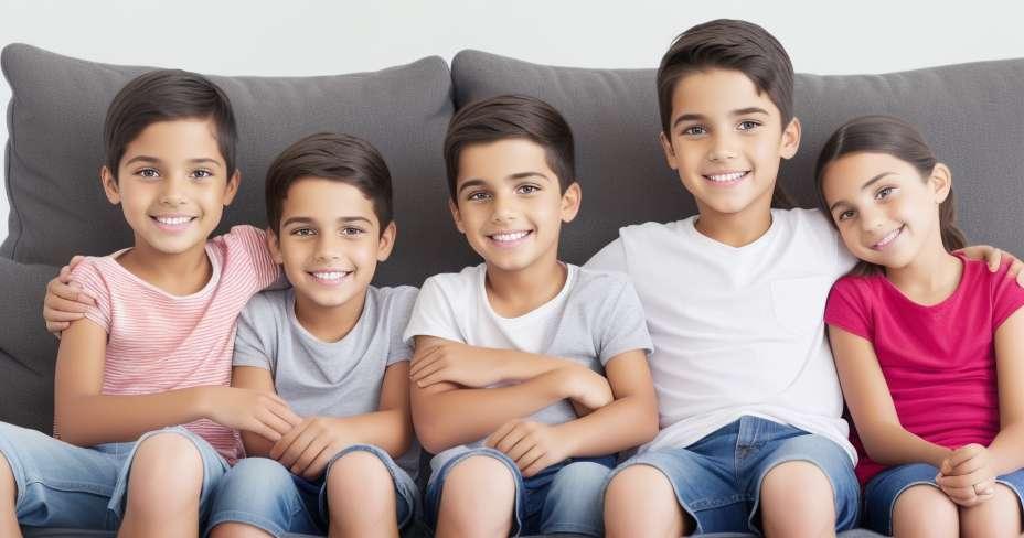 أطفالك يعكسون أفكارك الإيجابية