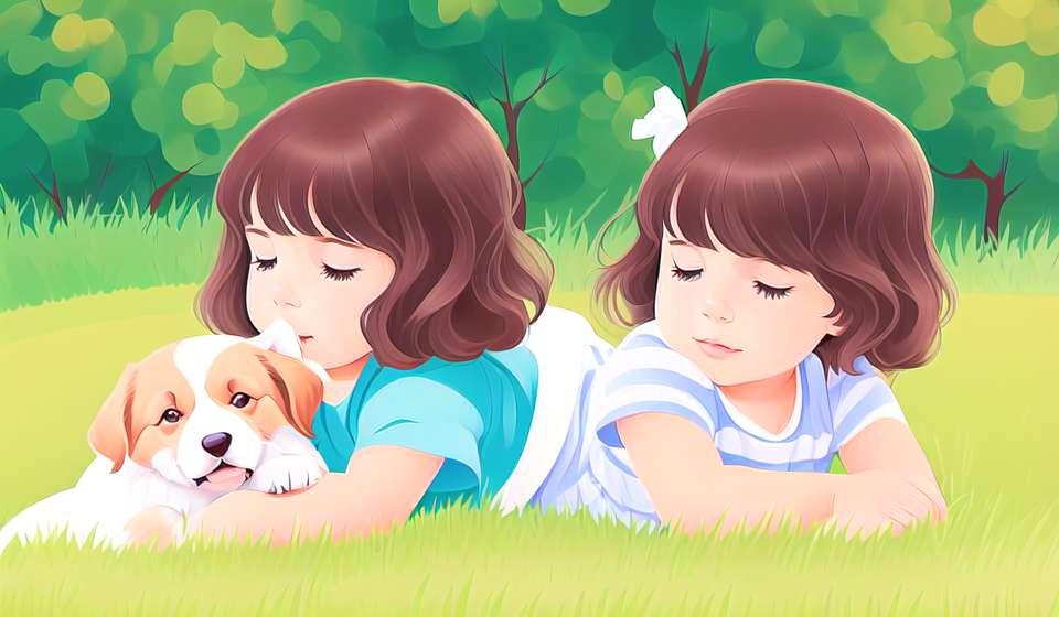Tati, matko, chci psa!
