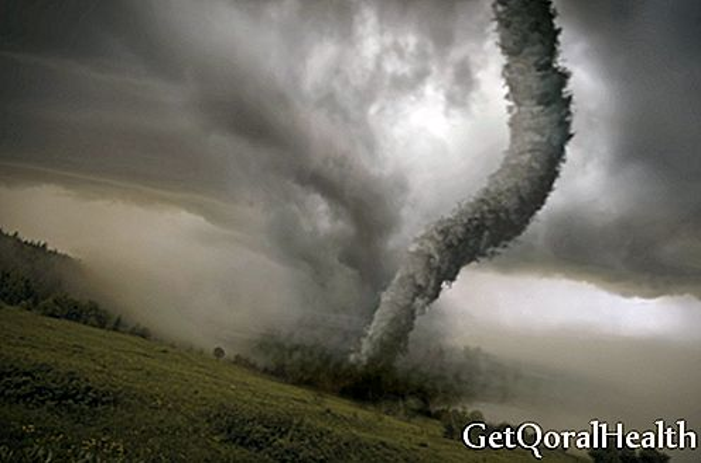 สิ่งที่ต้องทำในกรณีที่เกิดพายุทอร์นาโด