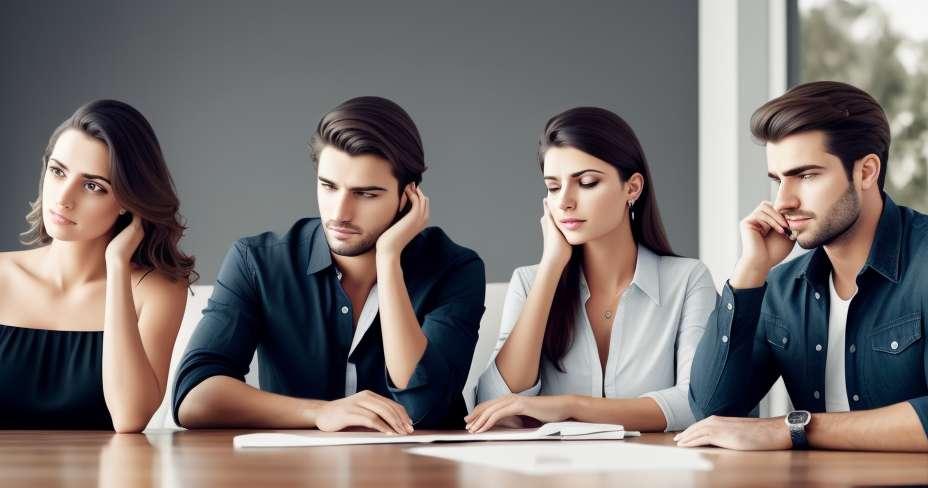 Arbejdsspænding påvirker også relationer
