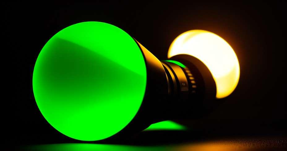 Energibesparende lamper kan beskadige huden