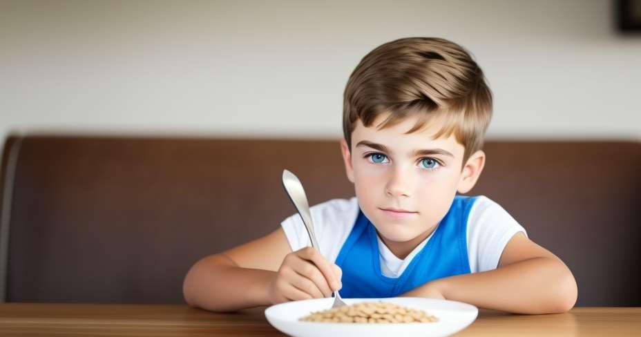 Waarom zouden kinderen ontbijten?