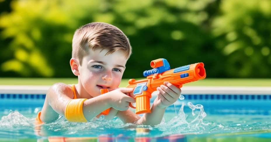 Tragbare Pools können für Kinder sehr gefährlich sein
