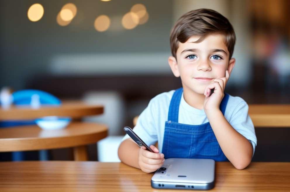 Jumlah anak-anak dengan miopia akan meningkat 80% karena penggunaan smartphone