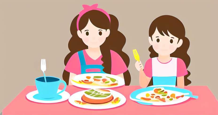 Les troubles de l'alimentation chez les enfants sont de plus en plus courants