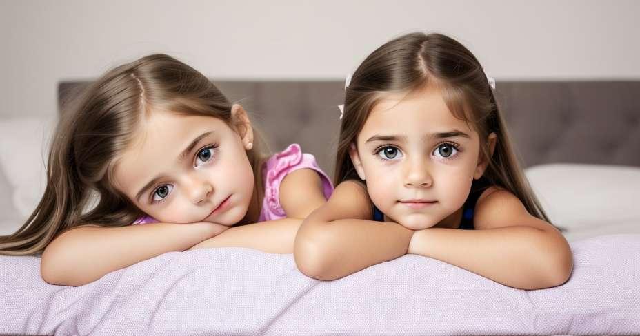 Die genetische Vererbung detoniert die Enuresis des Kindes