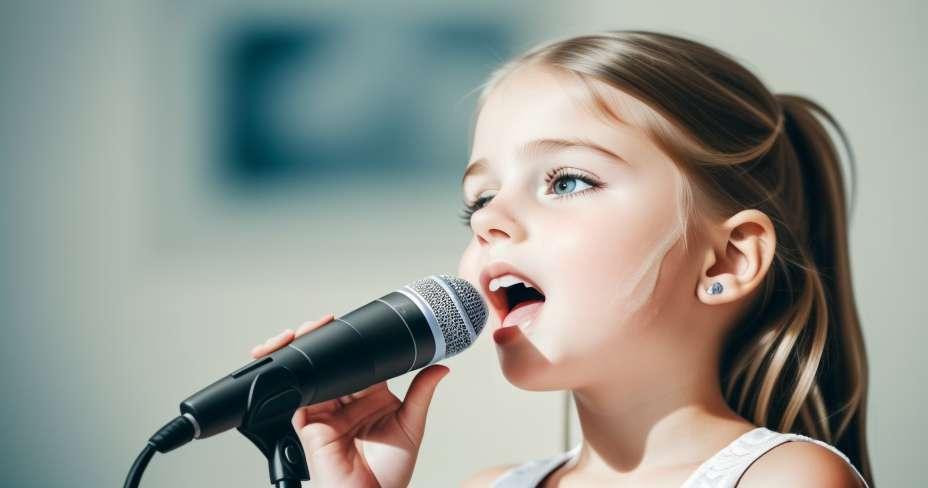 Dysphonia pada kanak-kanak dengan memaksa tekak