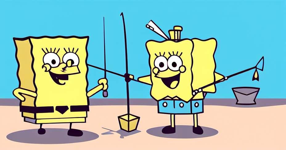 Vidi SpongeBob generira nedostatak pažnje