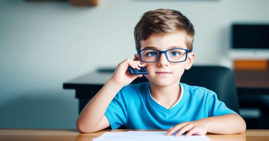 子供用メガネを選ぶための5つのヒント
