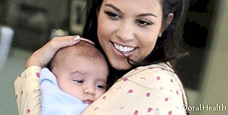 Baby Kardashian trpí alergií na arašídové máslo