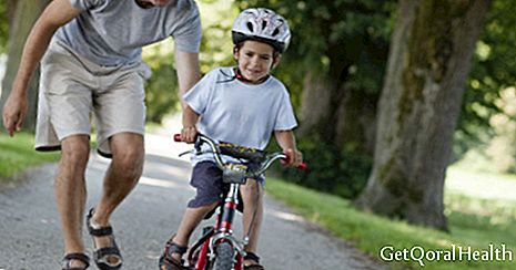 Cycling raises self-confidence in children