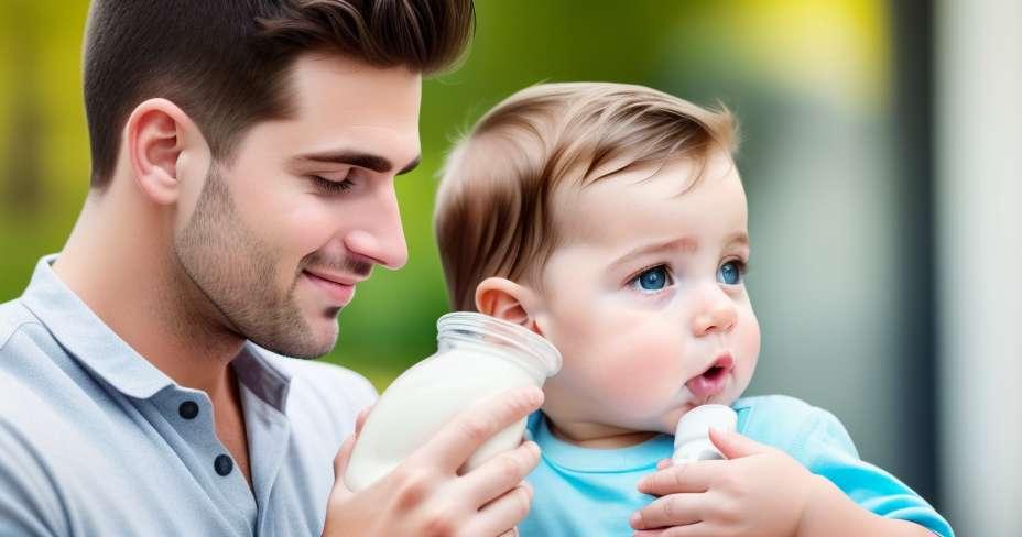 Elakkan jangkitan susu formula