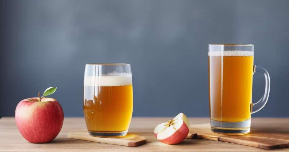 Minum jus apel, beresiko bagi kesehatan