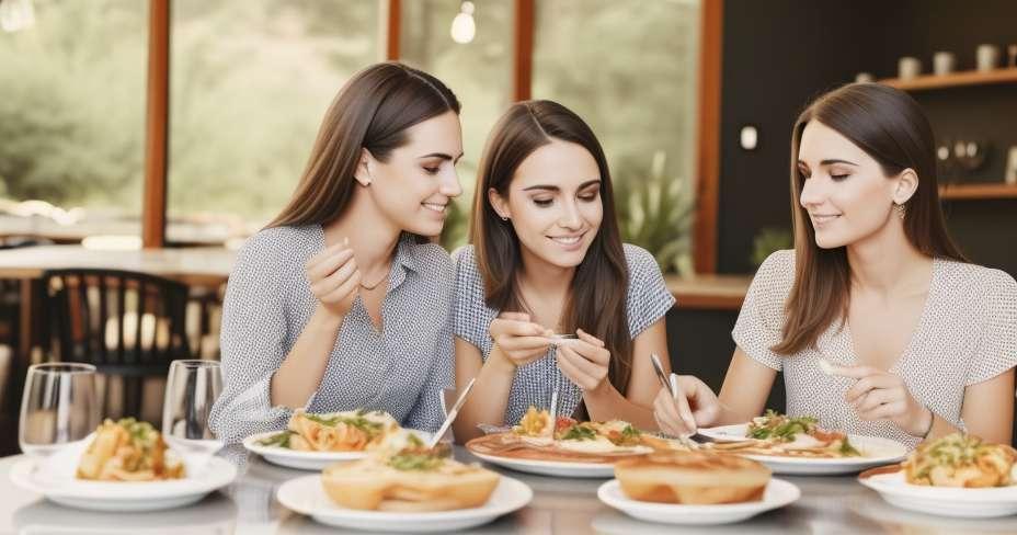 5 савета за порције хране